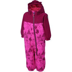 Color Kids Dolpa Mini Padded Coverall Kinder candy pink